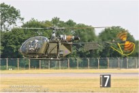 tn#917-Alouette II-XR379-Royaume-Uni - army