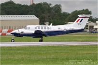 #970 King Air ZK460 Royaume-Uni - air force