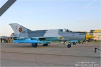 tn#980 MiG-21 6707 Roumanie - air force