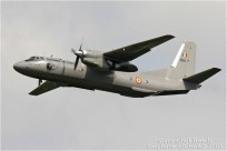 #1028 An-26 809 Roumanie - air force