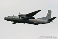 #1029 An-26 810 Roumanie - air force
