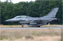 tn#1052 F-16 ET-022 Danemark - air force