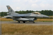 #1059 F-16 FA-57 Belgique - air force