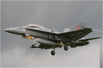 #1073 F-18 J-5236 Suisse - air force