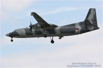 tn#1080 Fokker 50 U-04 Pays-Bas - air force