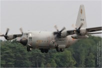 #1086 C-130 CH-09 Belgique - air force