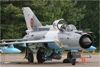 tn#1103 MiG-21 5724 Roumanie - air force