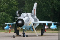 tn#1105 MiG-21 6807 Roumanie - air force