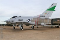 tn#1114-North American F-100A Super Sabre-53537