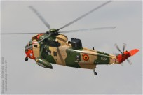 tn#1119 Sea King RS-04 Belgique - air force