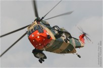 tn#1120 Sea King RS-04 Belgique - air force