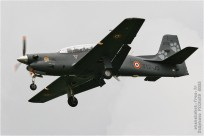 tn#1135 Tucano 472 France - air force