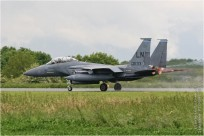 tn#1152 F-15 98-0133 USA - air force