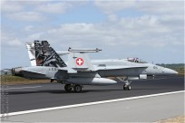 tn#1165 F-18 J-5011 Suisse - air force