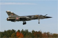 tn#1200 Mirage F1 653 France - air force