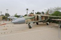 tn#1210 MiG-23 2786 Israel - air force