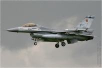 tn#1223-F-16-FA-72-Belgique - air force