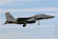 tn#1226 F-15 91-0314 USA - air force