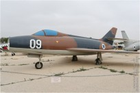 tn#1229-Mystere IV-09-Israel-air-force