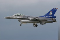 #1233 F-16 FA-71 Belgique - air force