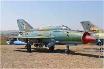 tn#1307 MiG-21 9702 Roumanie - air force