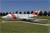 #1321 Falcon 20 2136 USA - coast guard