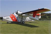 #1323 HU-16 7247 USA - coast guard