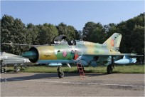 tn#1333-MiG-21-5912-Roumanie - air force