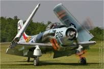 tn#1348 Skyraider 124143 France