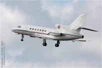tn#1357-Falcon 50-27-France - air force