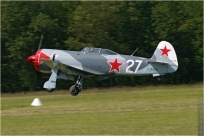 tn#1371-Yak-3-27 white-France