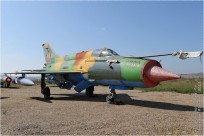 tn#1412 MiG-21 9703 Roumanie - air force