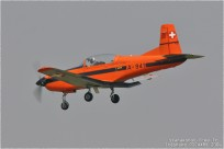 tn#1507 PC-7 A-941 Suisse - air force
