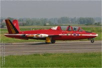 tn#1533-Fouga-MT26-Belgique-air-force