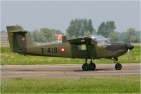 #1546 Supporter T-418 Danemark - air force