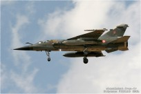 tn#1592 Mirage F1 645 France - air force