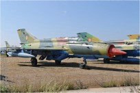 tn#1617 MiG-21 9607 Roumanie - air force