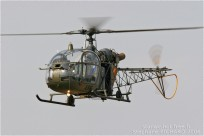 tn#1625 Alouette II A68 Belgique - air force