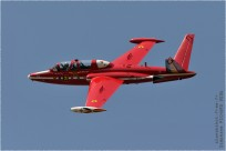 tn#1633-Fouga-MT26-Belgique - air force