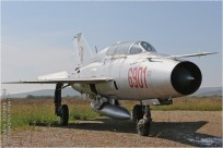 tn#1635-MiG-21-6901-Roumanie - air force