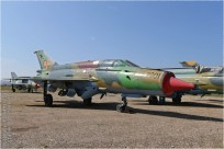 tn#1672 MiG-21 3001 Roumanie - air force