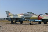 tn#1678 MiG-21 3003 Roumanie - air force