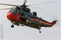tn#1679 Sea King RS-05 Belgique - air force
