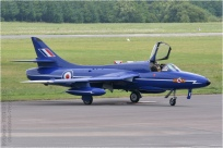tn#1692-Hawker Hunter T7-XL577