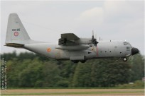 #1707 C-130 CH-05 Belgique - air force