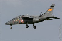#1733 Alphajet E69 France - air force