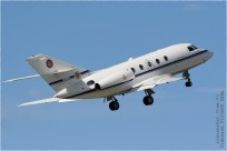tn#1768-Falcon 20-CM-02-Belgique - air force