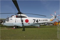 tn#1816-Sea King-8074-Japon - navy