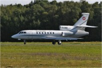tn#1873-Falcon 50-T-783-Suisse - air force