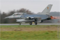 tn#1888 F-16 FB-12 Belgique - air force
